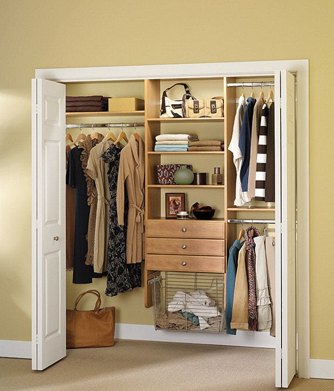 Great Organize Your Closet With A Capsule Wardrobe