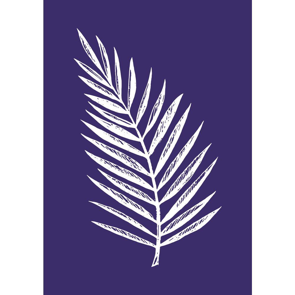 Schablone Palmenblatt Schablonen Rayher Palmen