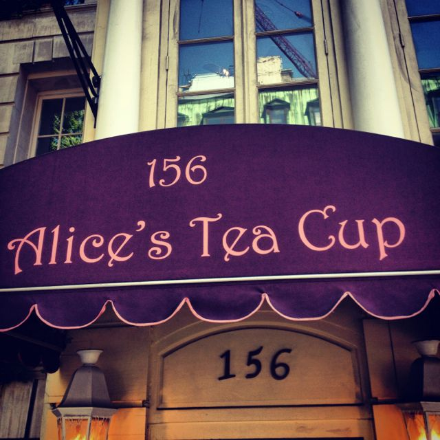 Best place in NYC for tea - This is one of my favorite places ! Love, love having breakfast there!
