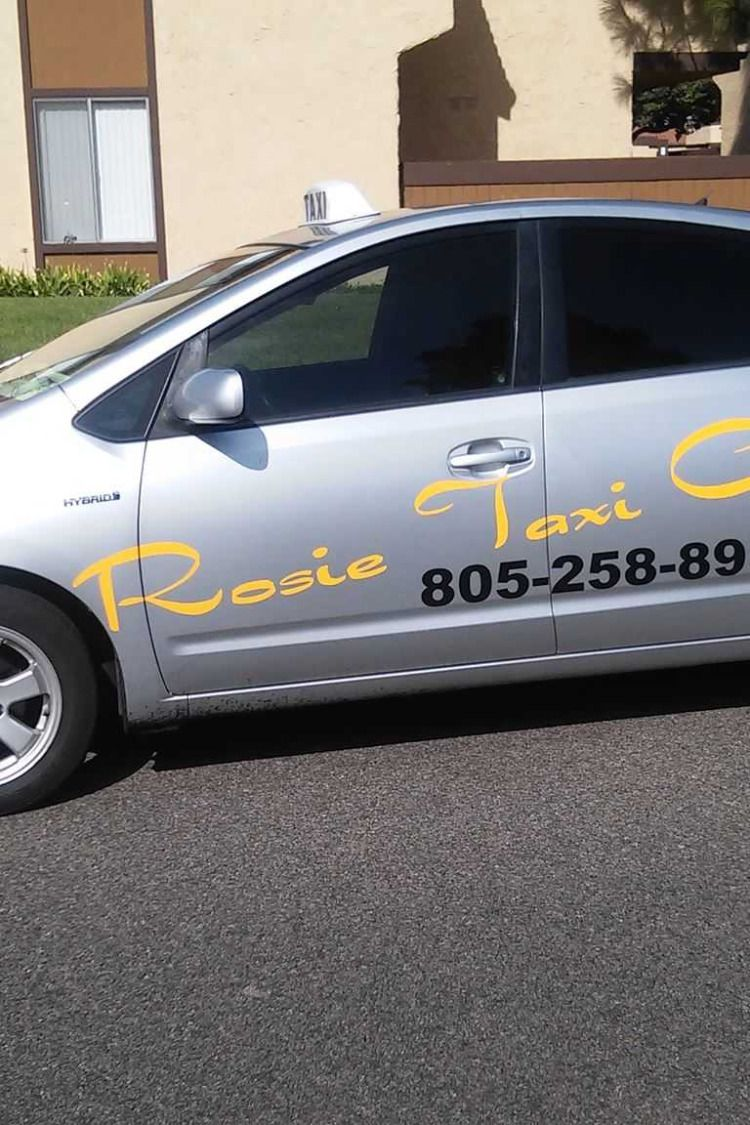 Pin by Rosie Taxi Cab 24/7 on