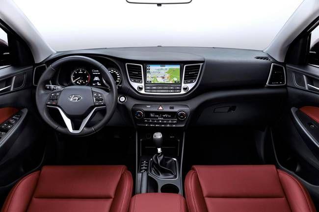 Novo Hyundai Tucson 2019 2020 Preco Consumo Interior E Ficha Tecnica Tucson Utilitarios Esportivos Suv