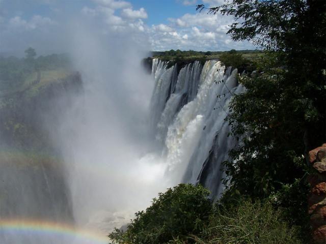 Cataratas de Victoria, ZIMBABWE