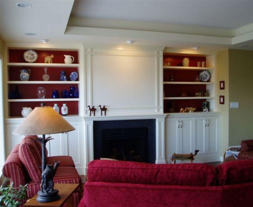 cabinet in living room - euskal