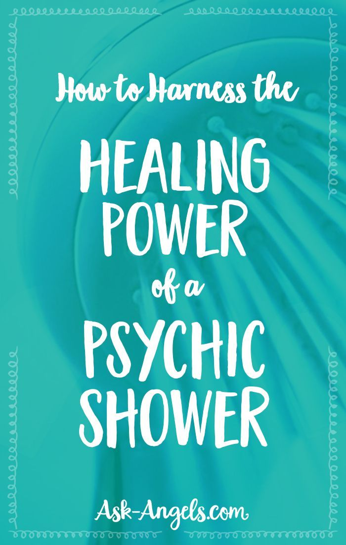 Beau How To Harness The Healing Power Of A Psychic Shower I Do This And It  Works! Medium Michelle Lee