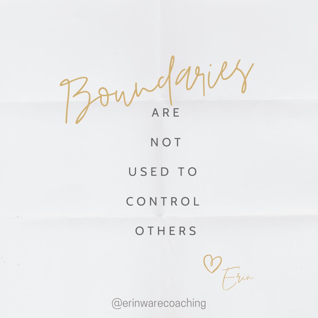 Understanding How Boundaries Work In