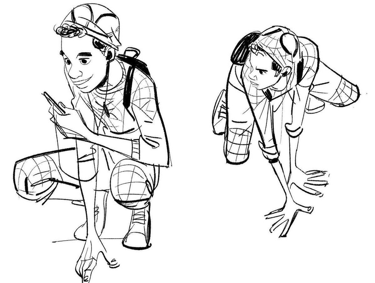 Imagen Ilustraciones Animacion De Diseno De Personaje Chicas Dibujos