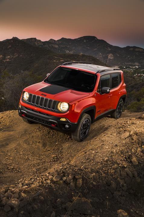 Dailydrive 2016 Jeep Renegade Jeep Renegade 2016 Jeep Jeep Renegade Trailhawk