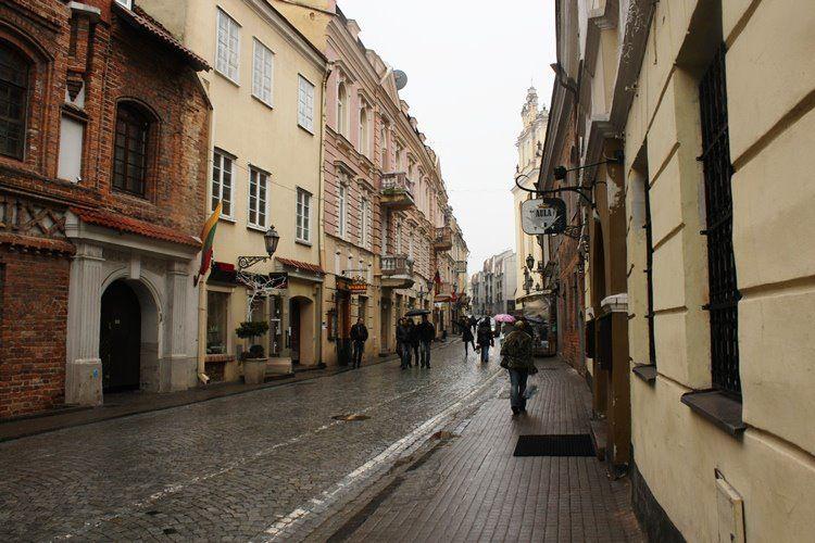 Vilnius, Pilies gatvė  Julia