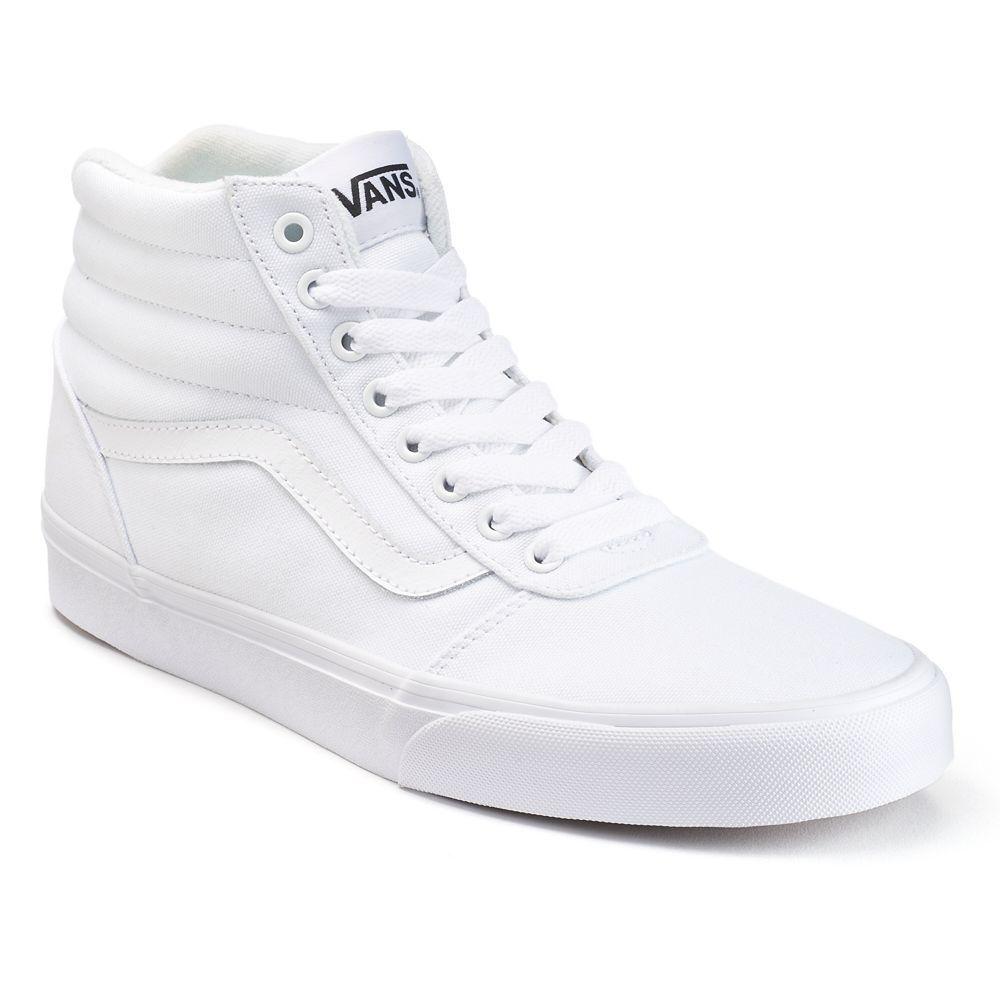 Vans® Ward Hi Men's Skate Shoes   Mens