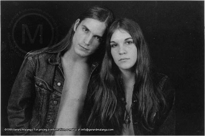 Joe Dallesandro and Cindy Lee, 1971