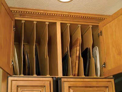 Omega National NPTS2424 M Wood Tray Divider Omega http://www ...
