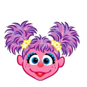 It's just a picture of Sweet Abby Cadabby Clipart
