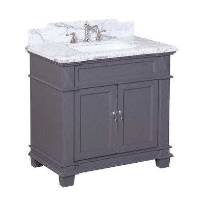kbc elizabeth 36 single bathroom vanity set products bathroom rh pinterest com