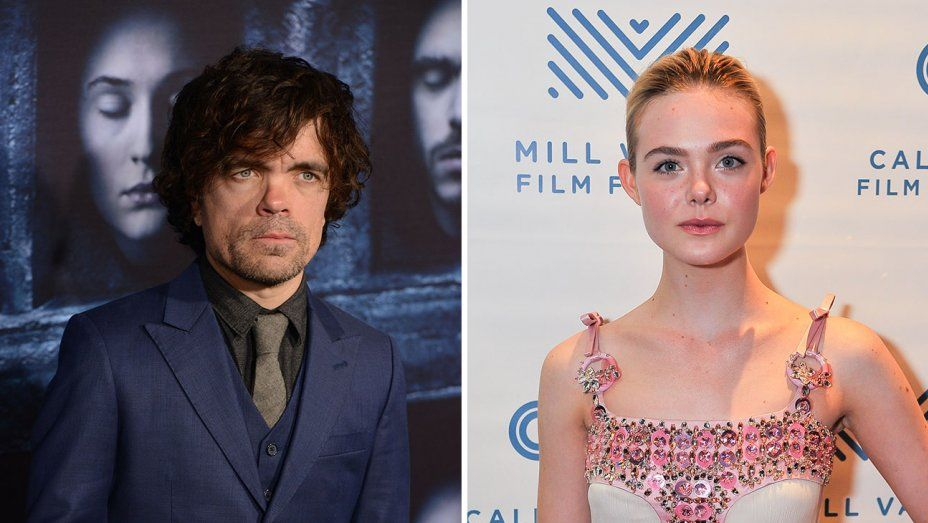 Peter Dinklage, Elle Fanning to Star in 'I Think We're Alone Now' (Exclusive)   Hollywood Reporter
