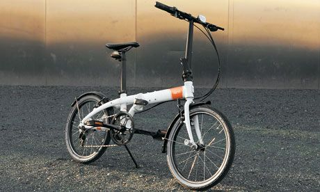 On The Road Tern Link D8 Folding Bike Review Con Imagenes