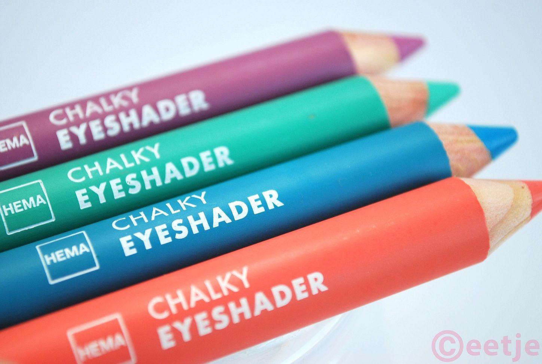 Chalky eyeshaders Hema www.ceetje.nl