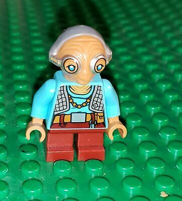 LEGO Star Wars Maz Kanata 75139 NEW Minifigure Battle on Takodana