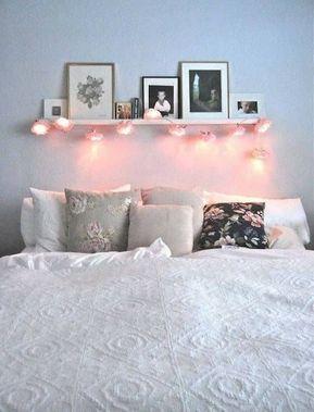 Pincha En La Imagen Para Ver Ideas Para Decorar Tu Dormitorio Estas - Ideas-para-decorar-una-habitacion