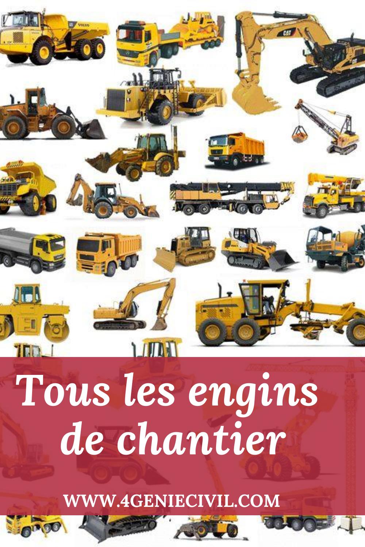 Les Plus Gros Engins De Chantier : engins, chantier, Idées, Engins, Chantier, Terrassement,, Engin,