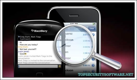 cell phone monitoring software blackberry