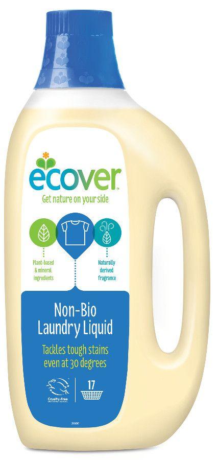 Ecover Non Bio Laundry Liquid 1 5 Litre The Laundry Lab