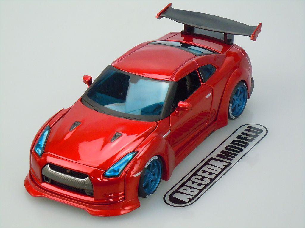 Maisto Nissan GT-R Tokyo Mod 1:24