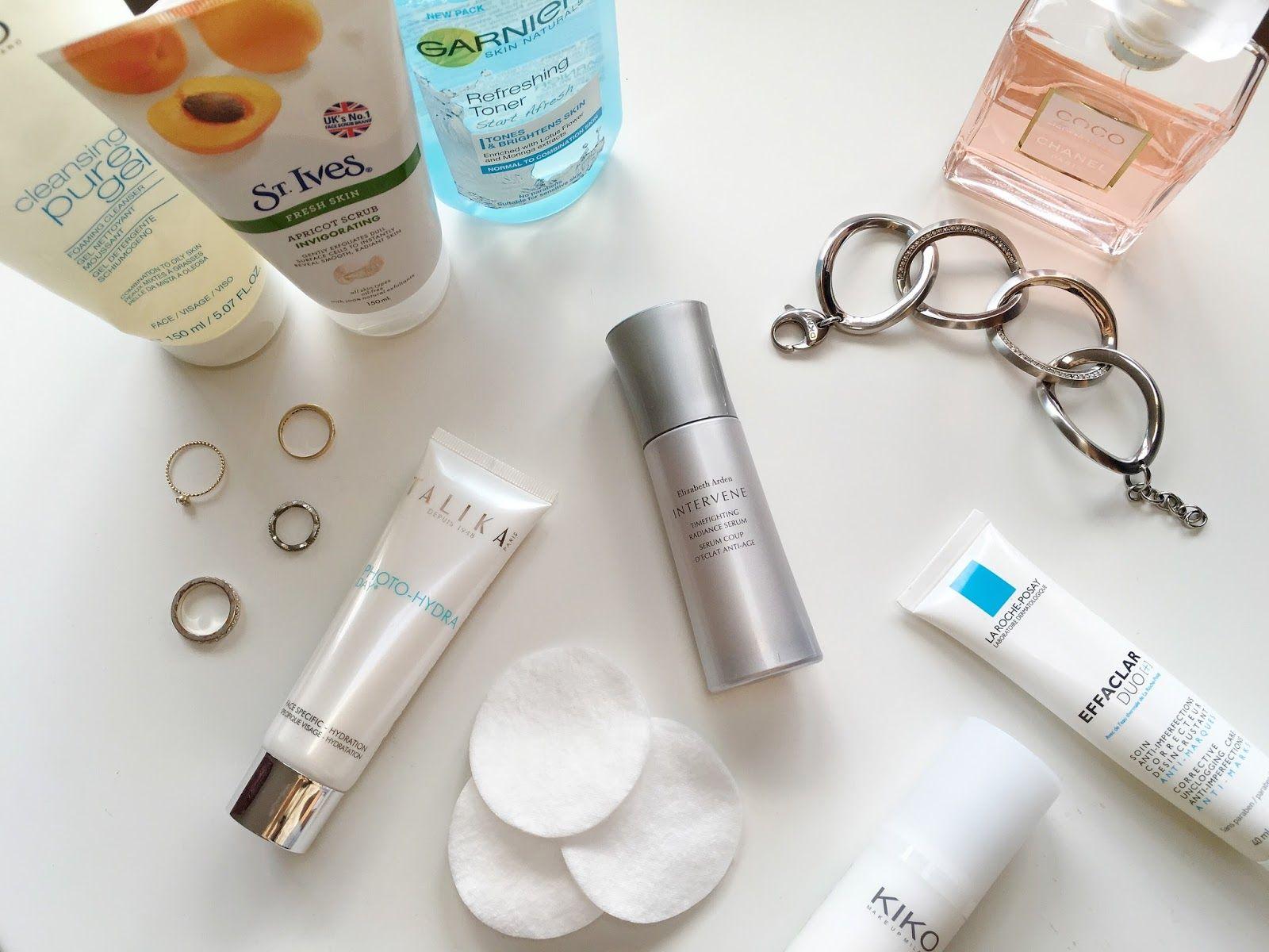 My Current Skincare Routine www.missamyguest.blogspot.co