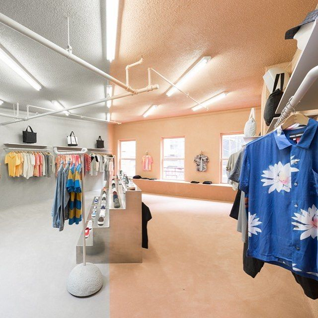 Taking a look at the  Vans pop-up shop located inside  openingceremony s New  York Flagship a99dfdc3f6fe