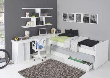 Chambre ideale petite surface studio chambre etudiant avec lit