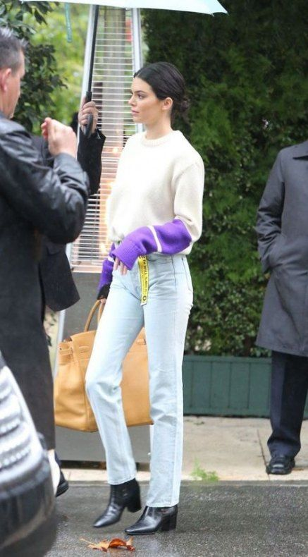 Super style winter kendall jenner jeans 50+ ideas