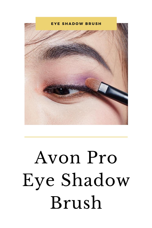 A good makeup brush can make every woman an artist. Buy Avon pro eye shadow brush on Avon now! #makeupbrush #eyeshadowbrush #cosmetics #makeupitems #makeupaddict #beauty #AVON #makeuplover #AVON #makeup #makeupbrushes #brushmakeup #eyeshadow #eyemakeup #makeupoftheday