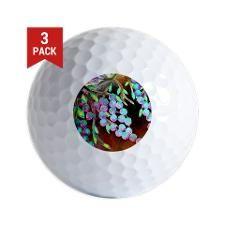 Pack of 3 Golf Balls