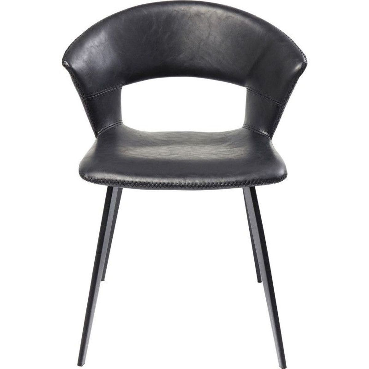Chaise Reunion Noire Kare Design Taille Taille Unique Products Kare Design Chaise Et Design
