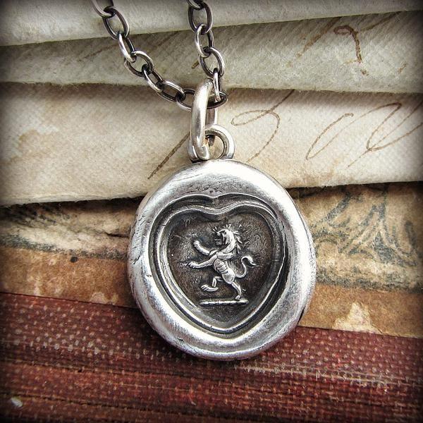 Champion Of My Heart Love Trust Faith Symbols And Lions