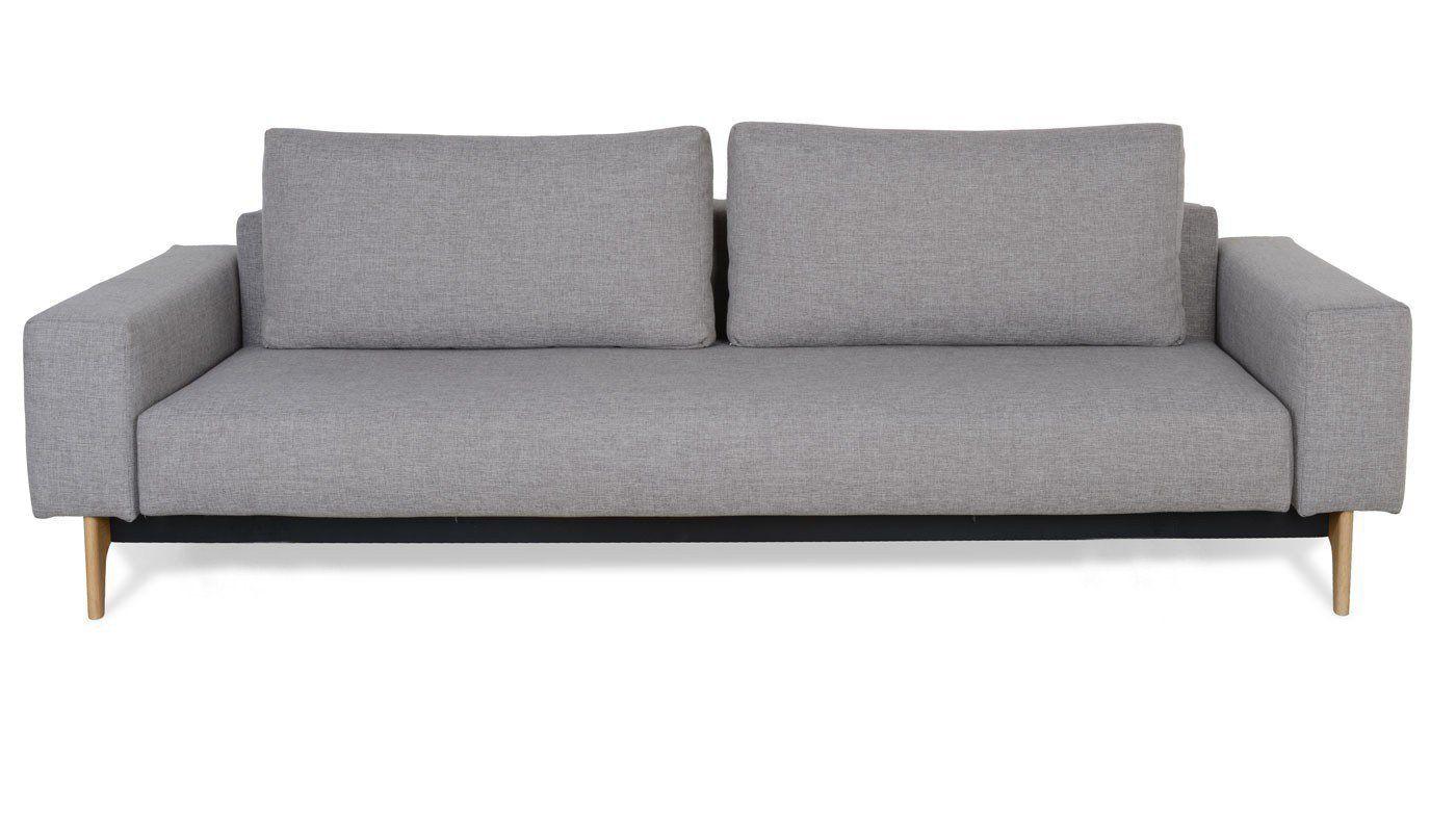 Adapt Sofa Bed Coastal Dark Shadow In 2019 Sofa Bed Leather Sofa Bed Sofa