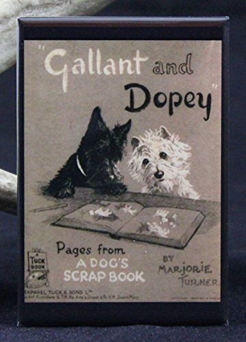 Pin by Bunny duPres on Scotties & Westies Dog books