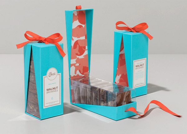 Bakery & Cake Packaging Designs