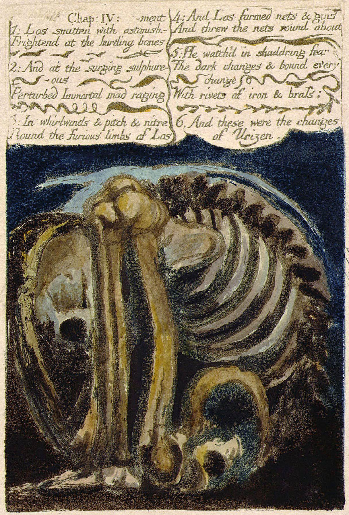 William Blake   Symbolist painter   TuttArt@   Pittura