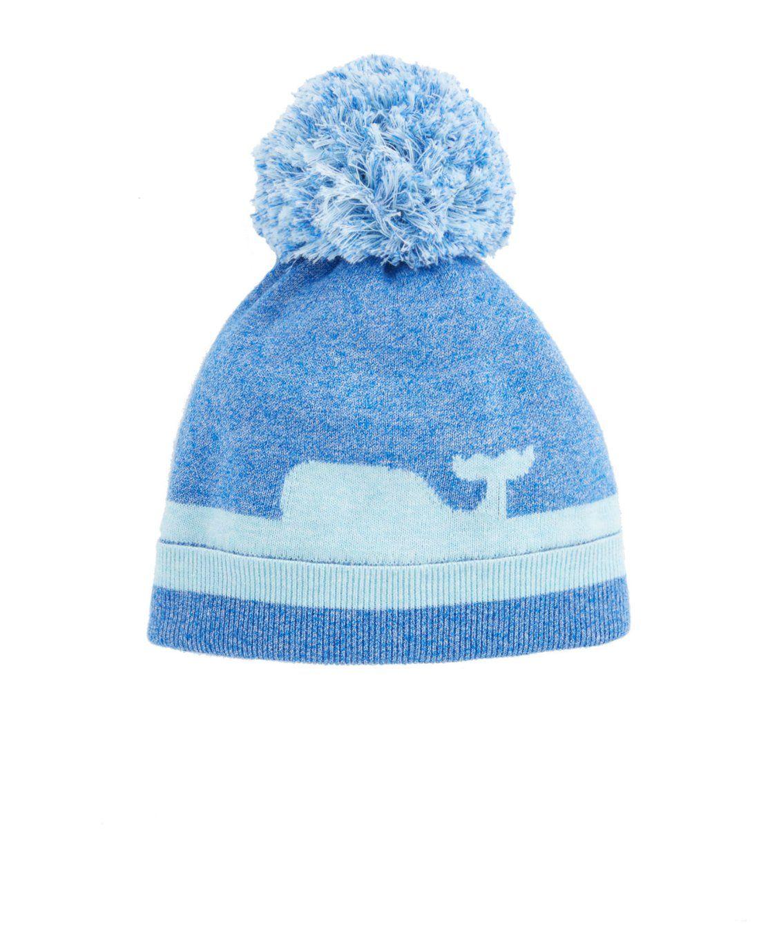 Girls Whale Knit Hat  e74c195a9858