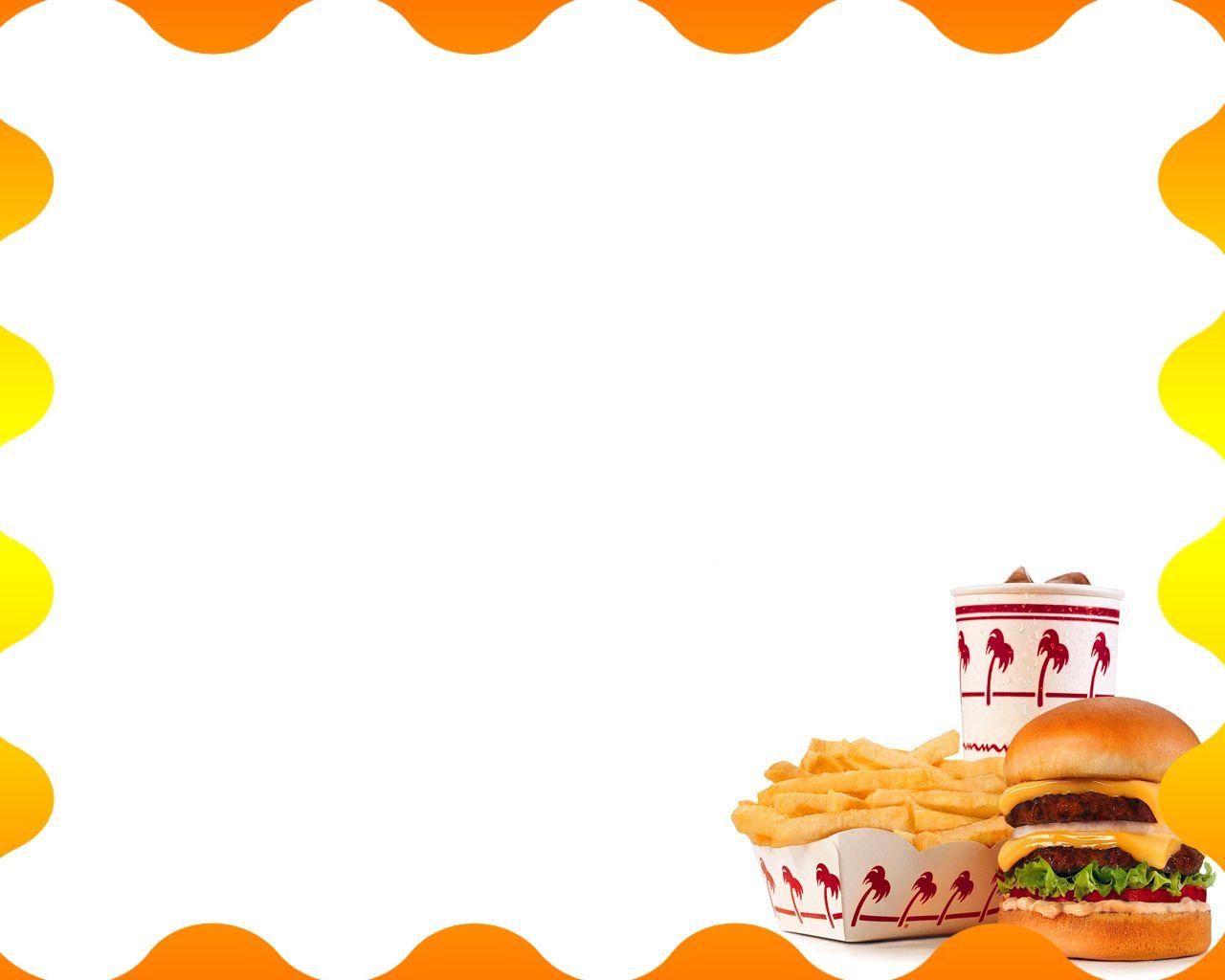 Making The Design Of Food Powerpoint Templates Presentation Templates Hamburger Menu Menu Food
