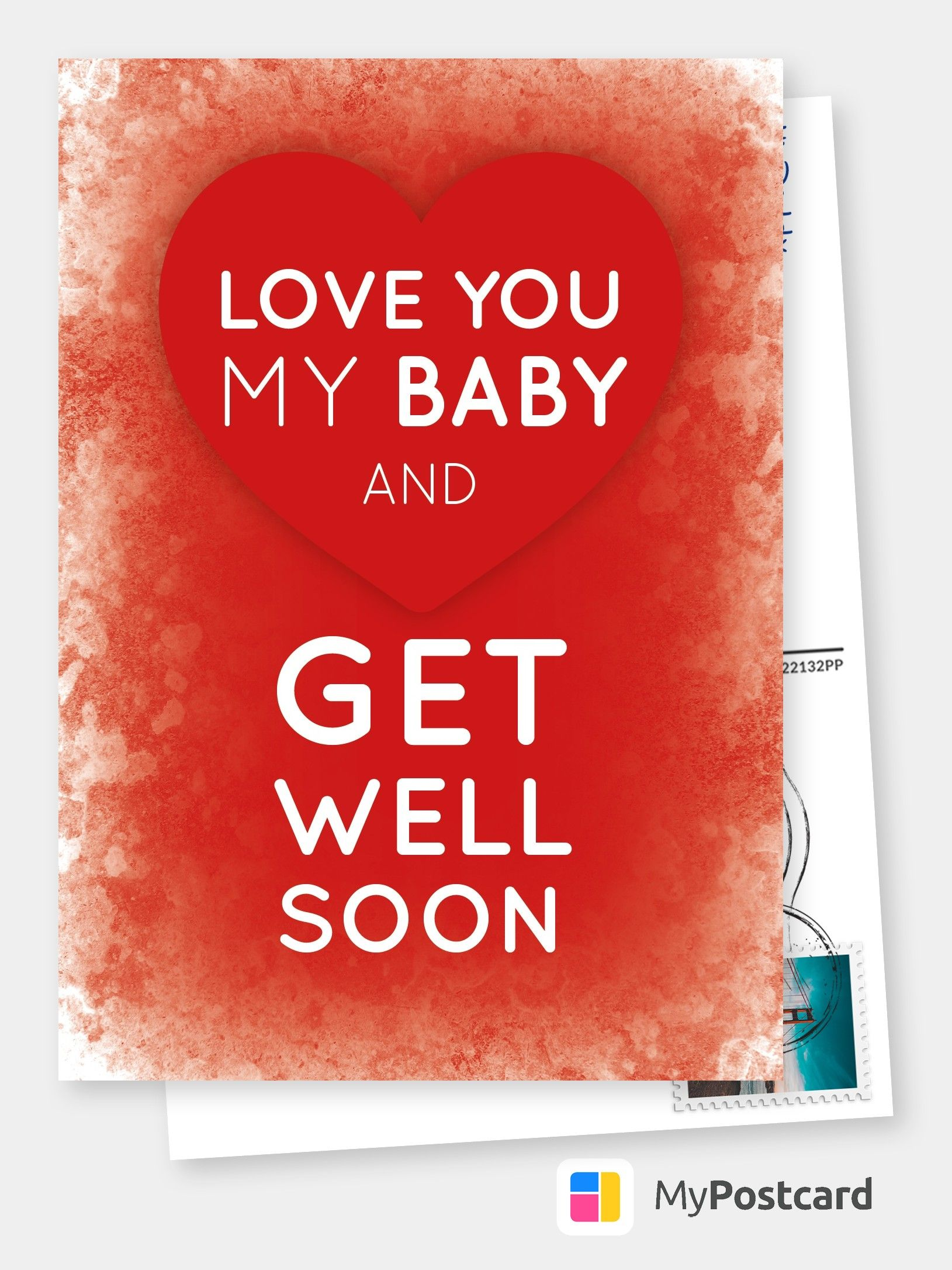 Love You Get Well Soon Get Well Soon Cards Quotes