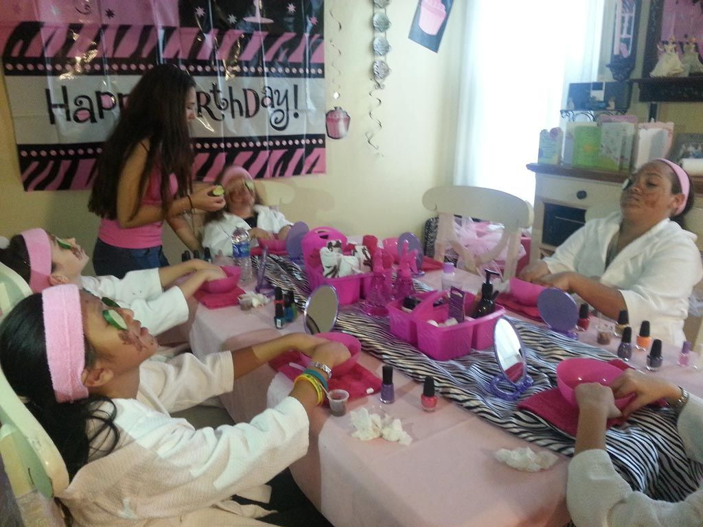 kids spa party ideas | spa party | pinterest | spa party, kids spa