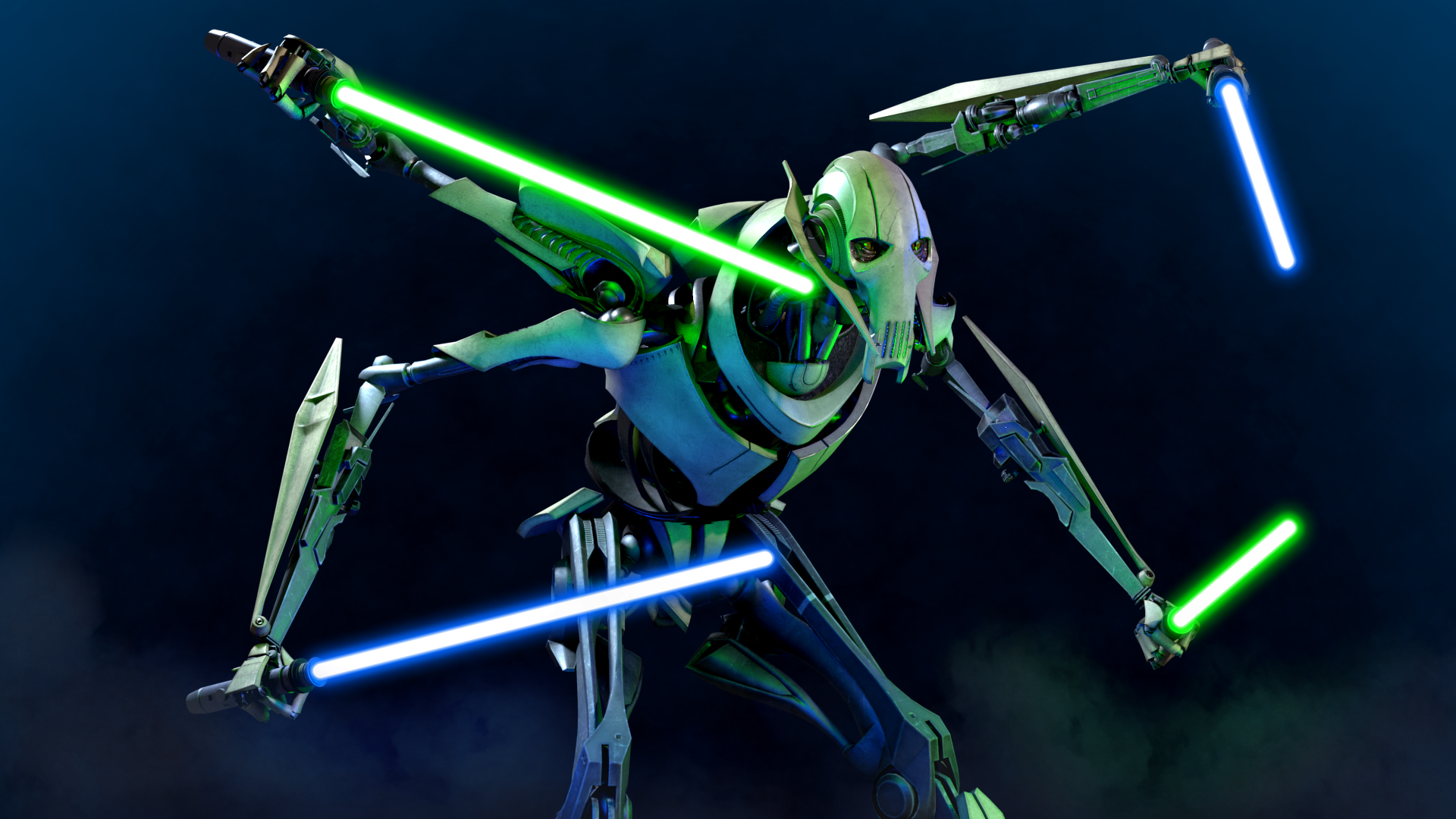 Screen Accurate General Grievous At Star Wars Battlefront Ii 2017 Nexus Mods And Community Star Wars Games Star Wars Clone Wars Star Wars Characters