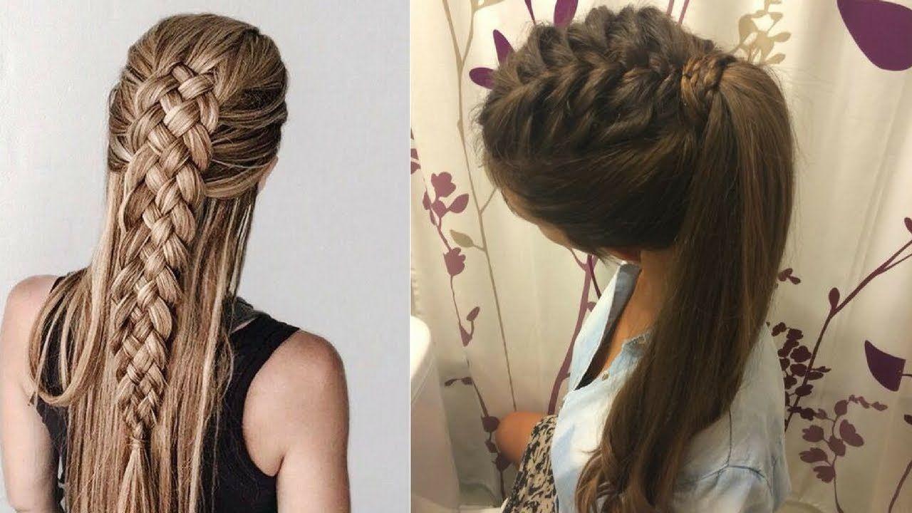 Hairstyle tutorial simple u easy diy hairstyles anything in