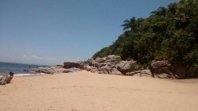Rio das ostras, praia virgem