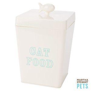Martha Stewart Pets® Cat Food Container   Storage u0026 Scoops   PetSmart  sc 1 st  Pinterest & Martha Stewart Pets® Cat Food Container   Storage u0026 Scoops ...