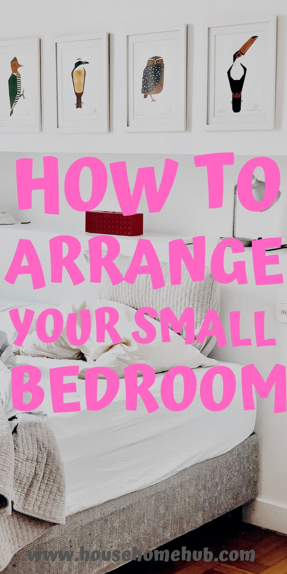 Arrange Your Bedroom Furniture and Maximize Your Space in