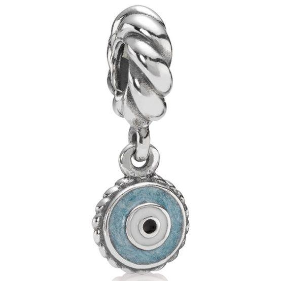c5a689d5a Pandora Evil Eye Charm | My Style | Pandora bracelets, Pandora ...