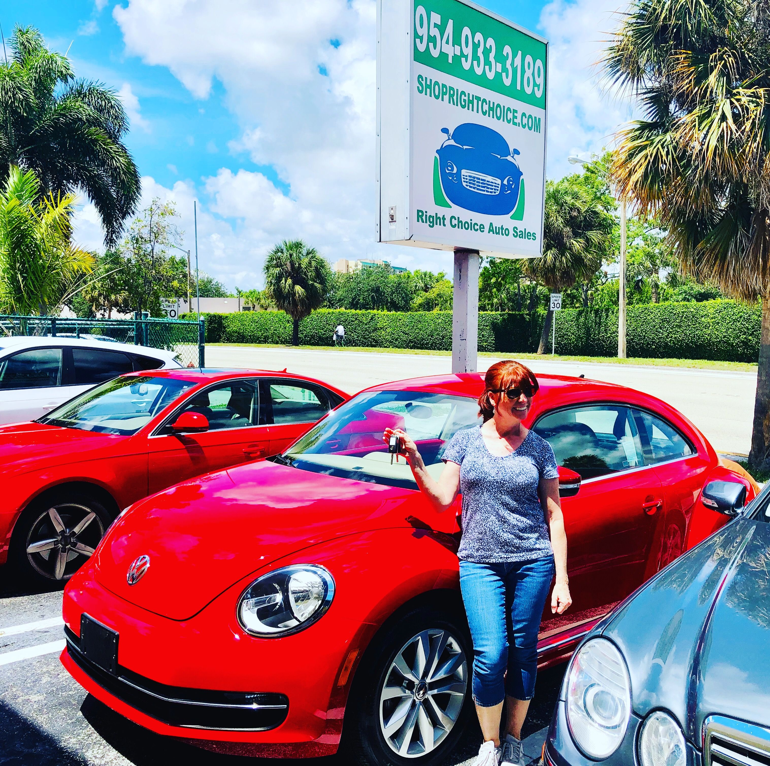 Right Choice Auto >> Another Smart Car Buyer Driving Home Happy From Right Choice Auto