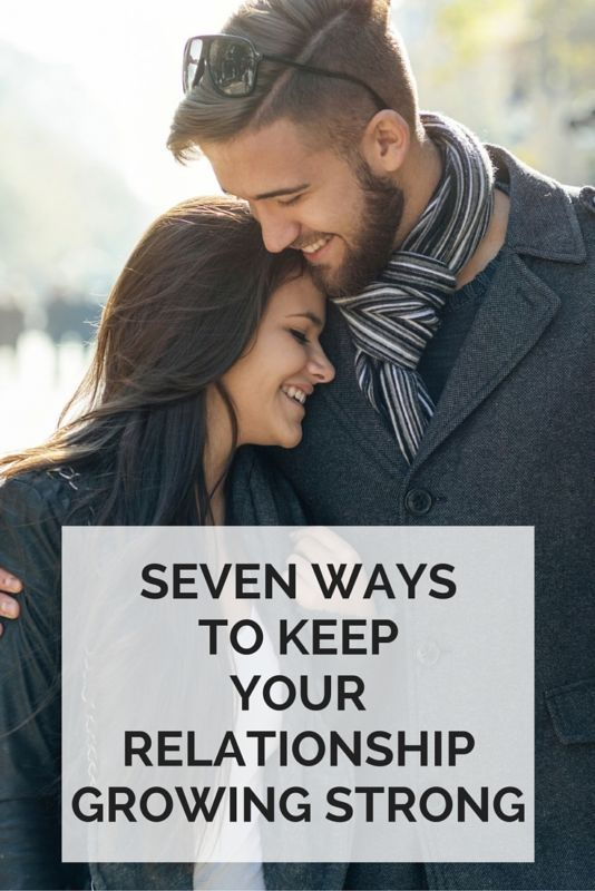 how to keep a relationship strong